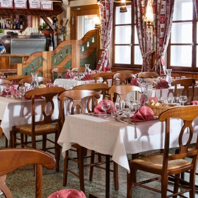 Restaurant groupe 250 couverts