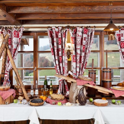 rouge gazon hotel - restaurant - vosges terroir - vosgien